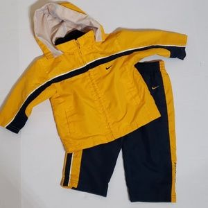 Nike Athletics Two Piece Jacket and Pants